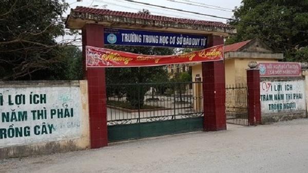 Thanh Hóa: 2 nam sinh đuối nước tử vong trong hố nước vốn là sân trường