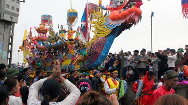 Lễ hội Cầu ngư ở Thanh Hóa là di sản văn hóa phi vật thể quốc gia