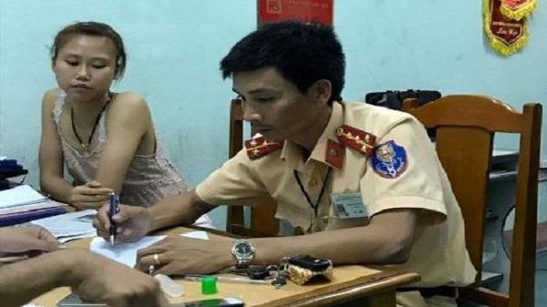 Thanh Hóa: Bắt nữ vận động viên Taekwondo mang thuốc lắc