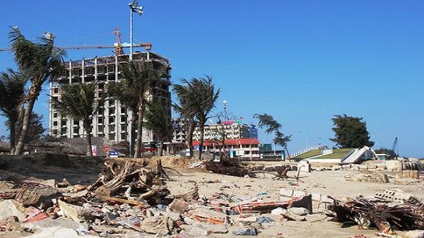 Thanh Hóa: Sau 3 ngày, thiệt hại do bão giảm gần 300 tỉ đồng