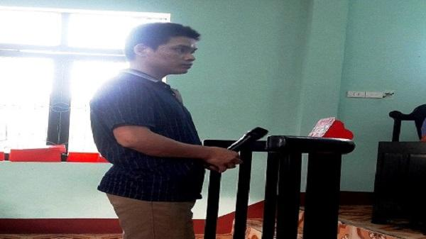 Thanh Hóa: Kẻ dùng súng tự chế bắn cán bộ kiểm lâm bị thương lĩnh 30 tháng tù