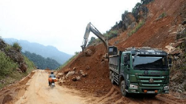 Nguy cơ sạt lở đất, ngập úng tại các tỉnh từ Thanh Hóa – Quảng Bình