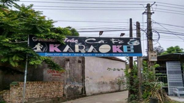 Thanh Hóa: Đâm chết bạn ở quán karaoke rồi chở đến bệnh viện cấp cứu