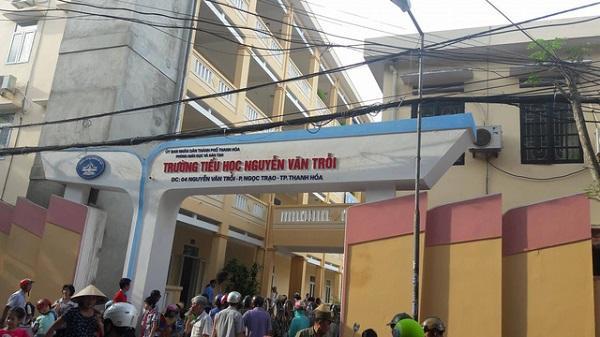Thanh Hóa: Trường tiểu học trả lại 250 triệu đồng thu trái tuyến