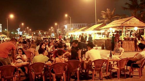 Chợ quê tại FLC Sầm Sơn đón hàng ngàn lượt khách dịp nghỉ lễ