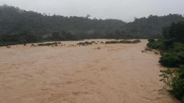Thanh Hóa chìm trong nước, lũ sông Mã sẽ lên mức lịch sử năm 1980