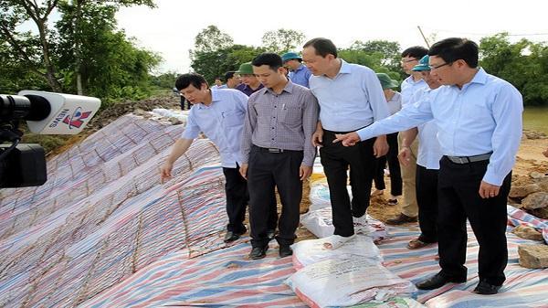 Tỉnh Thanh Hóa thiệt hại khoảng 2.700 tỷ đồng trong đợt mưa lũ