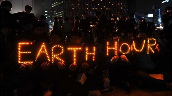 Tối nay, Việt Nam sẽ tắt đèn hưởng ứng chiến dịch Giờ Trái Đất
