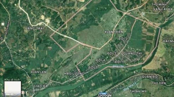 Thanh Hóa: Phê duyệt quy hoạch chung đô thị Phố Đầm
