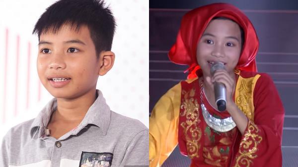 Clip: Cậu bé Thanh Hóa hát 'Xẩm quê choa' gây chấn động Giọng hát Việt nhí với màn biểu diễn xuất thần