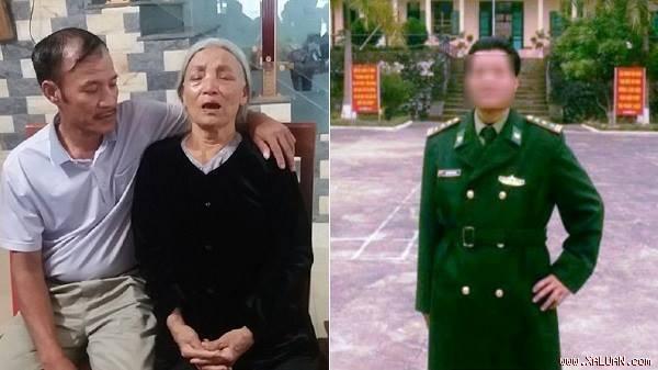 Lời hứa đẫm nước mắt của người chính trị viên với mẹ già trước ngày gặp nạn