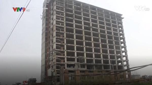 Thanh Hóa: Dự án nhà ở sinh viên gần 600 tỷ đồng xây rồi bỏ hoang