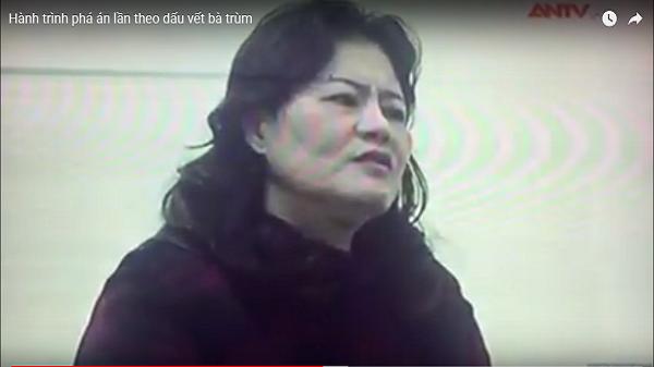 Nghệ An: Chuyên án theo dấu bà trùm