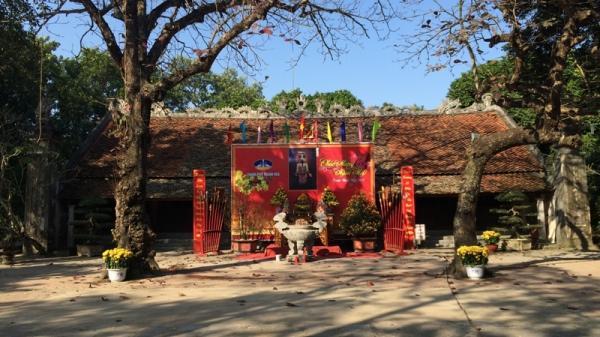 Thanh Hoá: Thái miếu Hậu Lê lưu giữ nét kiến trúc cổ Việt Nam