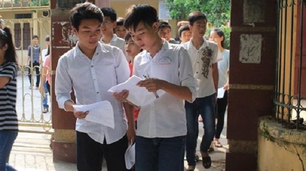 Thanh Hóa: Tiếng Anh là môn thi thứ 3 vào lớp 10 THPT năm học 2017-2018