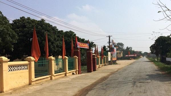 """Nga Sơn, Thanh Hoá: Xã Nga Trung vượt """"gian nan"""", về đích nông thôn mới"""