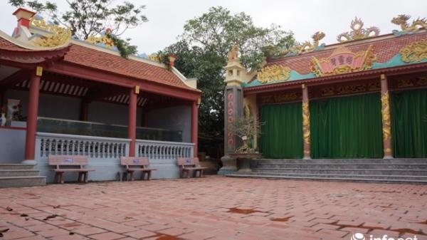 Khám phá đền thờ bộ xương cá voi lớn nhất xứ Thanh