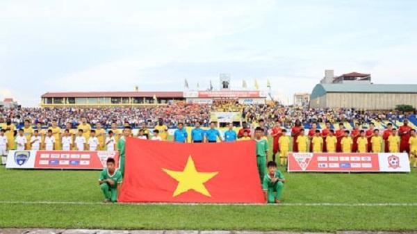 Sân Thanh Hóa tri ân người hâm mộ trận gặp S.Khánh Hòa
