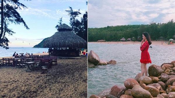"""Không phải Sầm Sơn, có một """"thiên đường"""" biển mới ở Thanh Hóa không nhanh chân thì hết cả """"hot"""""""