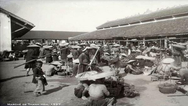 Hình ảnh hiếm có về Thanh Hóa thời Pháp thuộc