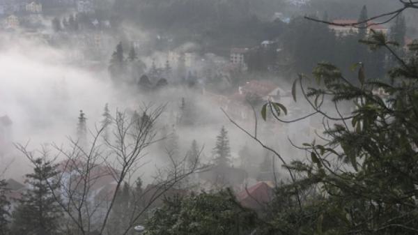 Dự báo thời tiết hôm nay (25/11): Rét đậm, rét hại, vùng núi khả năng có băng giá