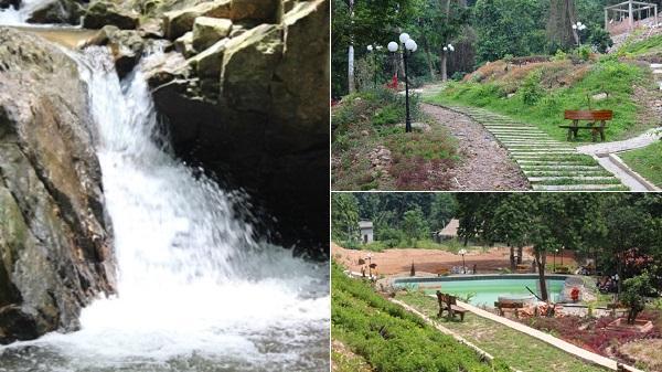 Ngắm vẻ đẹp hoang sơ của thác Đồng Quan xứ Thanh
