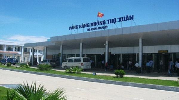 Khai thác chuyến bay quốc tế tại cảng hàng không Thọ Xuân-Thanh Hóa