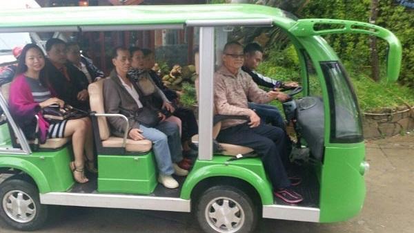 Nhà máy ôtô điện đầu tiên của Việt Nam sẽ được đặt tại Thanh Hoá