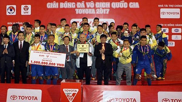 FLC Thanh Hoá đại diện Việt Nam tham dự AFC Champions League 2018