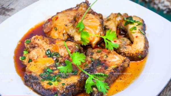 Hương vị đậm đà khó quên của cá bống mú kho tộ Ninh Thuận