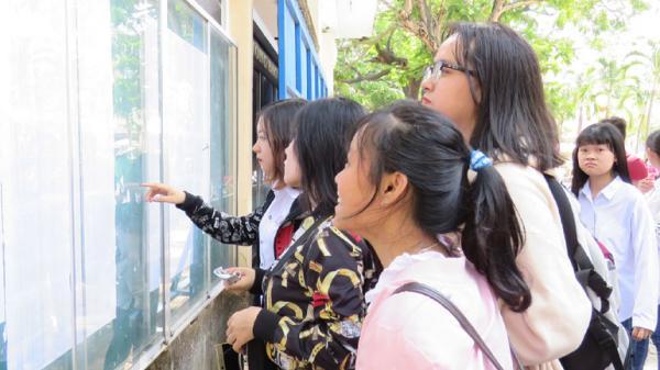 Kỳ thi THPT quốc gia năm 2018: Hơn 10.000 thí sinh Phú Yên bước vào ngày thi đầu tiên