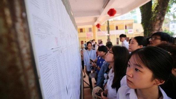 Tra cứu điểm chuẩn vào lớp 10 tại trường công lập tại Ninh Thuận 2018 nhanh nhất
