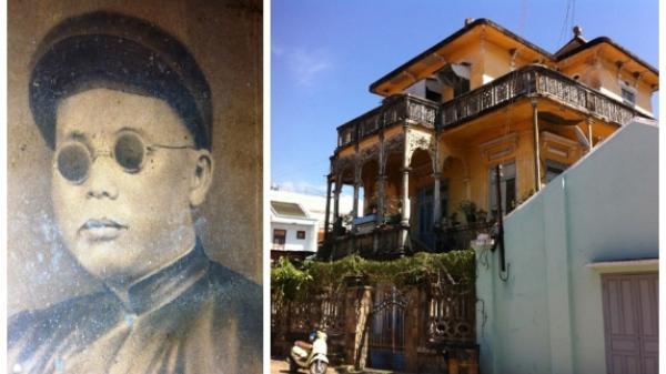 Đại gia Phan Thiết xây biệt thự kiểu Pháp tặng người phụ nữ đặc biệt