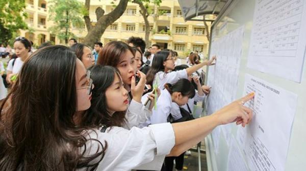 Bình Thuận lọt top 10 tỉnh có điểm trung bình thi THPT quốc gia 2018 cao nhất cả nước