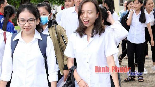 Bình Phước: Tỷ lệ tốt nghiệp THPT của tỉnh đạt 98,21%