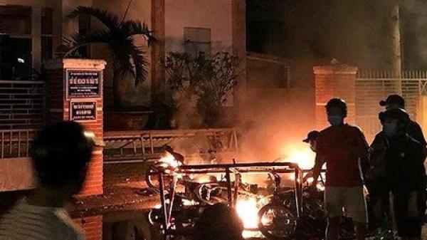Truy tố 20 đối tượng kích động gây rối tại Đồng Nai
