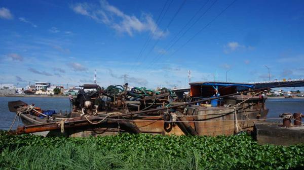 Long An: Chỉ đạo kiểm tra, xử lý tình trạng khai thác cát trái phép ở Lộc Giang