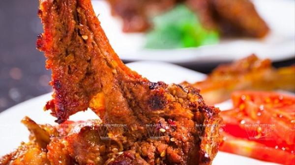 Sườn cừu nướng - món ngon đặc trưng phải thử khi đến Ninh Thuận