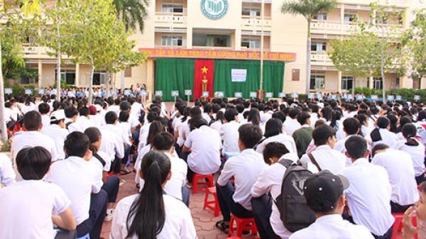 Bình Thuận: Công bố điểm chuẩn tuyển sinh lớp 10 THPT công lập