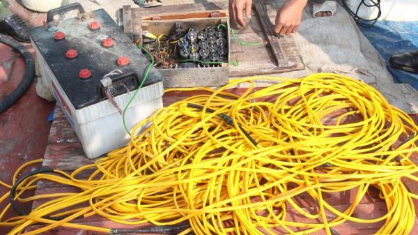 Phú Yên: Bắt đối tượng sử dụng kích điện trái phép