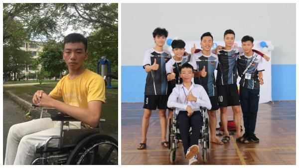 Chàng sinh viên Đồng Nai từng mắc chứng bại não và hành trình chinh phục giấc mơ Đại học đầy bất ngờ
