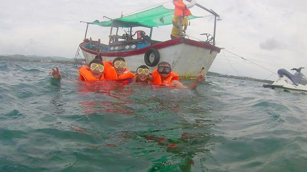Ngắm san hô ở Hòn Chùa khi đến với Phú Yên