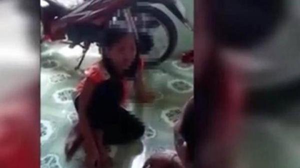 Tình tiết mới vụ bé gái 10 tuổi bị cha đẻ xâm hại ở Long An