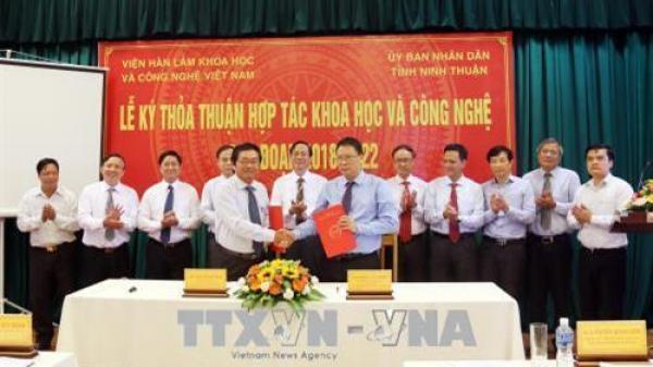 Ninh Thuận: Đẩy mạnh ứng dụng khoa học công nghệ vào phát triển kinh tế - xã hội
