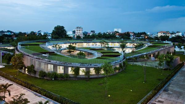 Trước cầu Vàng, công trình này ở Đồng Nai cũng từng gây ấn tượng quốc tế