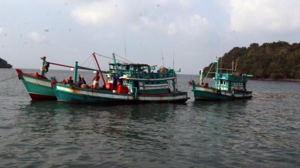 Giải cứu thành công 1 nạn nhân ở Ninh Thuận cùng 11 người khác bị lừa đi lao động trên biển Kiên Giang