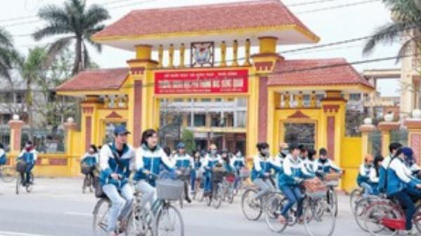 Phú Yên: Cảnh báo nhà trường về mất cắp tài sản và an toàn trường học