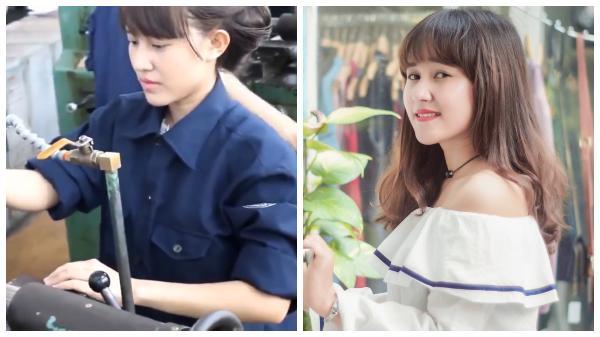 Nữ sinh Đồng Nai trong clip 'Con gái kỹ thuật không hề khô khan' bất ngờ gây sốt cộng đồng mạng