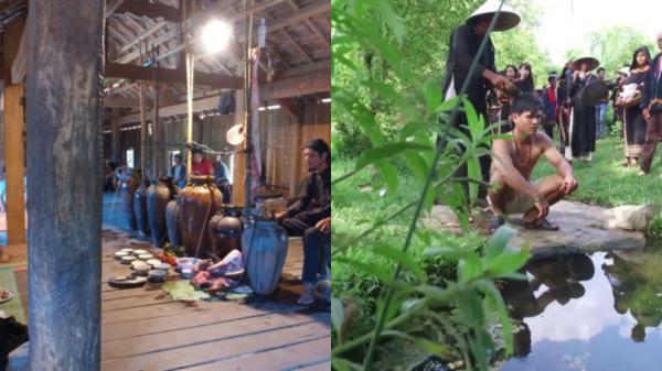 Phú Yên: Lễ cúng trưởng thành của người Ê Đê - Di sản văn hóa phi vật thể quốc gia