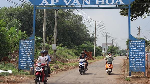 Đồng Nai sẽ có thêm 3 thị trấn